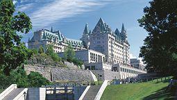 هتل فیرمونت اوتاوا اونتاریو کانادا