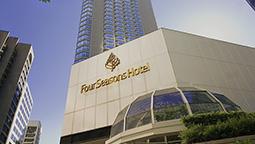 هتل فورسیزنز ونکوور بریتیش کلمبیا کانادا