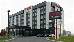 هتل گرند تایمز کبک ایالت کبک کانادا