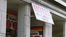 هتل کاترینا مونترال کبک کانادا
