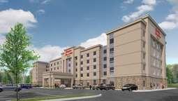 هتل همپتون این بای هیلتون سنت جانز نیوفاندلند کانادا