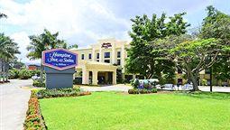 هتل همپتون این سان خوزه کاستاریکا