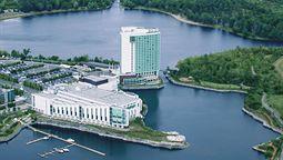 هتل هیلتون اوتاوا اونتاریو کانادا
