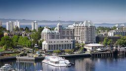 هتل گرند پاسیفیک ویکتوریا بریتیش کلمبیا کانادا