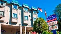 هتل هوارد جانسون ویکتوریا بریتیش کلمبیا کانادا
