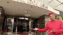 هتل ایدئو آنفا کازابلانکا مراکش