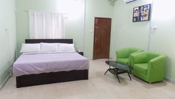 هتل آپارتمان پوش لاگوس نیجریه
