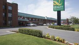 هتل کوالیتی این فرودگاه مونترال کبک کانادا