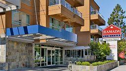 هتل رامادا لیمیتد فرودگاه ونکوور بریتیش کلمبیا کانادا
