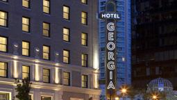 هتل رزوود جرجیا ونکوور بریتیش کلمبیا کانادا
