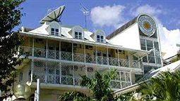هتل سنت جان پرس پوانت آ پیتر گوادلوپ