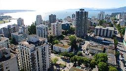 هتل سندمن ونکوور بریتیش کلمبیا کانادا