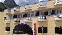 هتل داون تاون سنت لوسیا