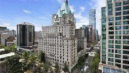هتل فیرمونت ونکوور بریتیش کلمبیا کانادا