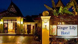 هتل گینگر لیلی سنت لوسیا