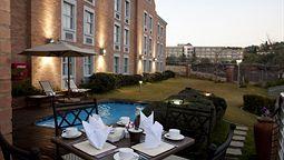 هتل تاون روده پورت ژوهانسبورگ آفریقای جنوبی