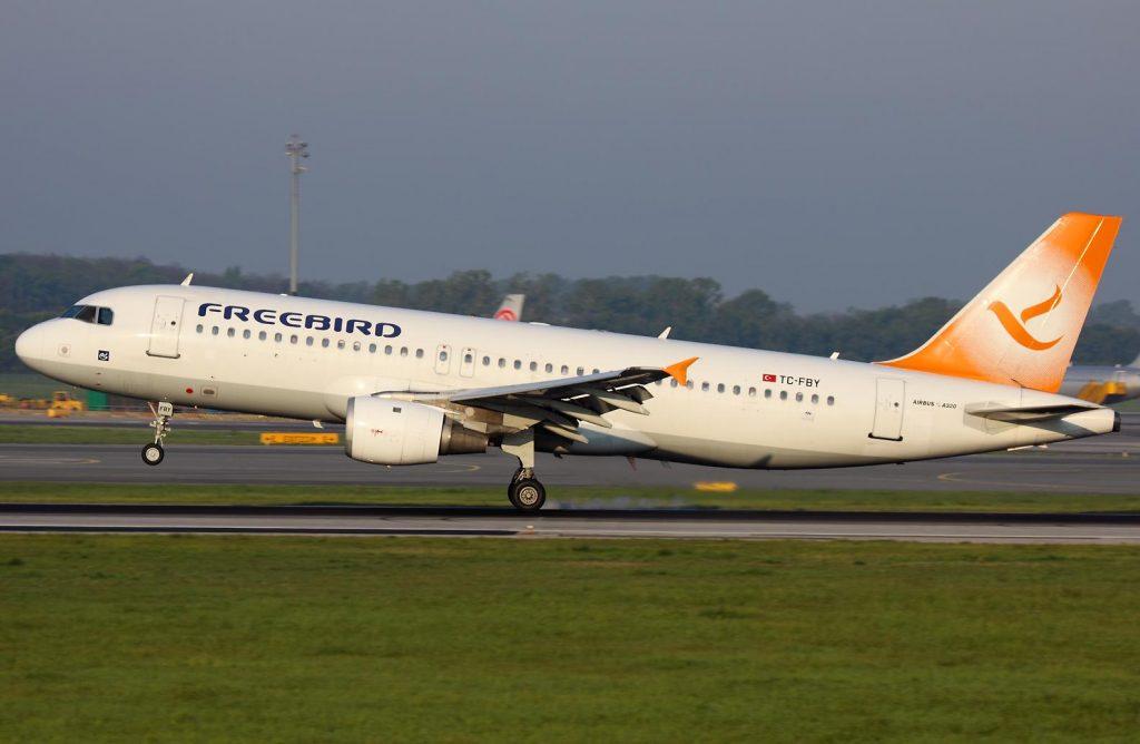 خرید بلیط هواپیما از سایت هواپیمایی فری برد freebirdairlines.com