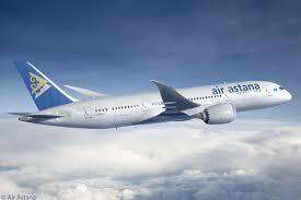 هواپیما هواپیمایی ایر آستانه قزاقستان Air Astana Airlines