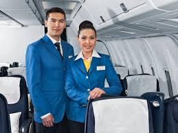 مهمانداران هواپیمایی ایر آستانه قزاقستان Air Astana Airlines