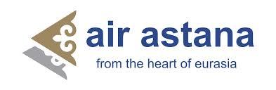 نشان هواپیمایی ایر آستانه قزاقستان Air Astana Airlines