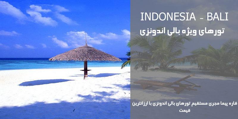 تورهای ارزان قیمت بالی اندونزی