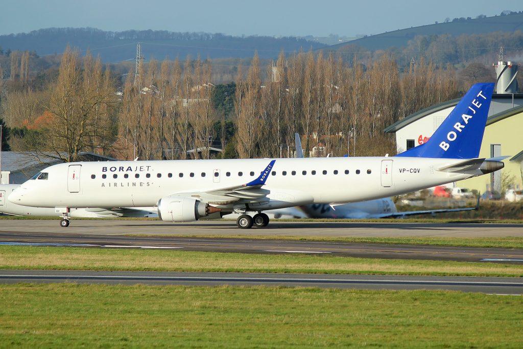 خرید بلیط هواپیما از سایت هواپیمایی بورا جت borajet.com