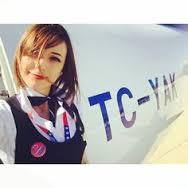 مهمانداران هواپیمایی بوراجت ترکیه Borajet Airline