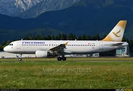 هواپیما هواپیمایی فری برد ایرلاینز Freebird Airlines