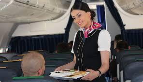 مهمانداران هواپیمایی گرجستان جورجین ایرویز Georgian Airways