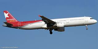 هواپیما هواپیمایی نورد ویند روسیه Nordwind Airlines