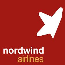 نشان هواپیمایی نورد ویند روسیه Nordwind Airlines