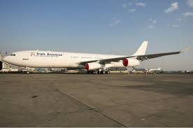 هواپیما هواپیمایی آسمان Iran Aseman Airline Company