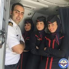 مهمانداران هواپیمایی آتا ATA Airlines Company