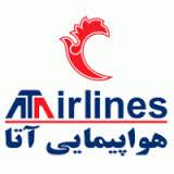 نشان هواپیمایی آتا ATA Airlines Company