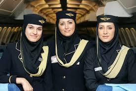 مهمانداران هواپیمایی ایران ایر هما Iran Air Airline Company