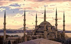 نمایی از شهر استانبول ترکیه
