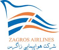 نشان هواپیمایی زاگرس Zagros Airlines Company