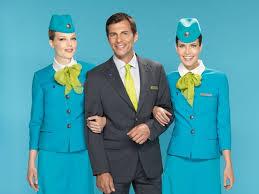 مهمانداران هواپیمایی اس 7 سیبری S7 Airlines