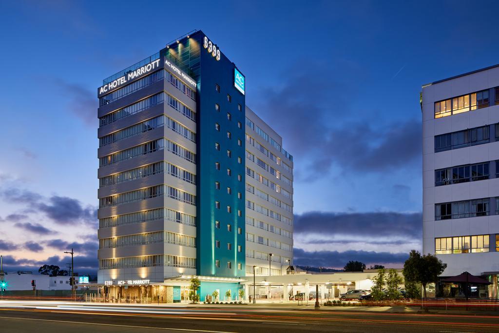 هتل ای سی بای ماریوت بورلی هیلز لس آنجلس - نرخ هتل در لس آنجلس