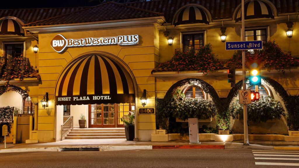 هتل بست وسترن پلاس سانست پلازا لس آنجلس - لیست قیمت هتل های 4 ستاره لس آنجلس