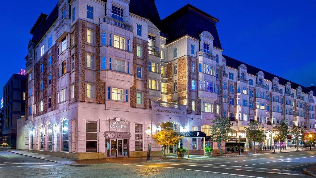 هتل کامان ولت بوستون - بهترین هتل 5 ستاره بوستون