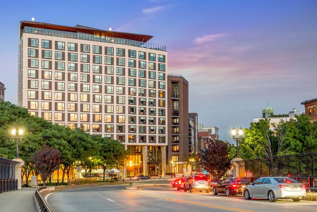 هتل کامبریا بوستون - بوک هتل در بوستون