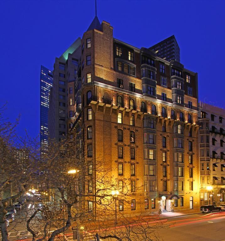 هتل کورتیارد کوپلی اسکوئر بوستون - ارزانترین هتل های بوستون
