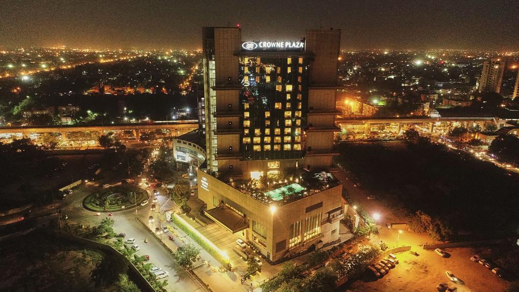 هتل کرون پلازا دهلی نو - هتل ارزان قیمت در دهلی