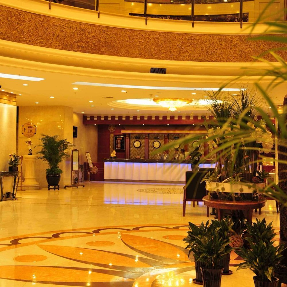 هتل دوشانزی اورومچی - نزدیکترین هتل به فرودگاه اورومچی