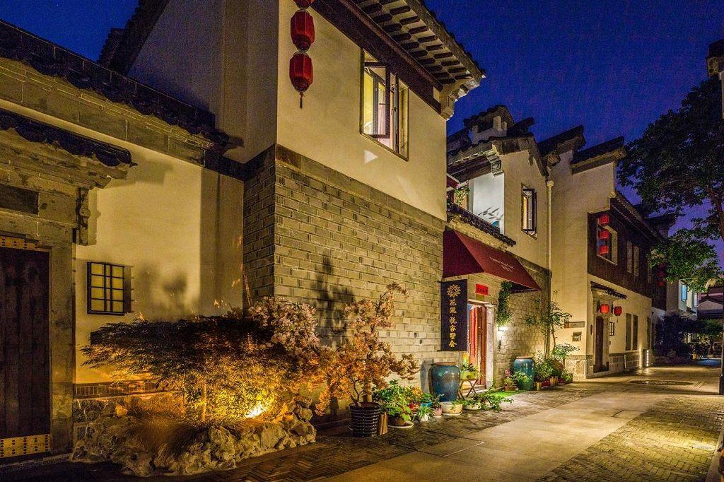 هتل فلورال جوی نانجینگ - قیمت هتل های 5 ستاره نانجینگ