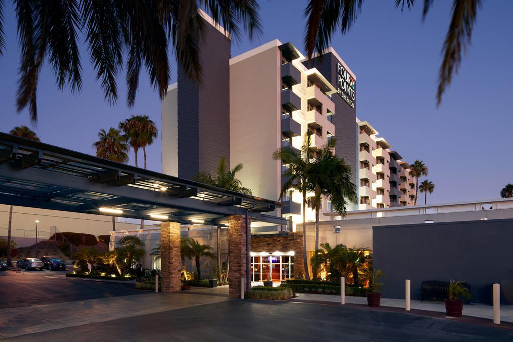 فور پوینت بای شرایتون لس آنجلس وست ساید - لیست قیمت هتل های 3 ستاره لس آنجلس