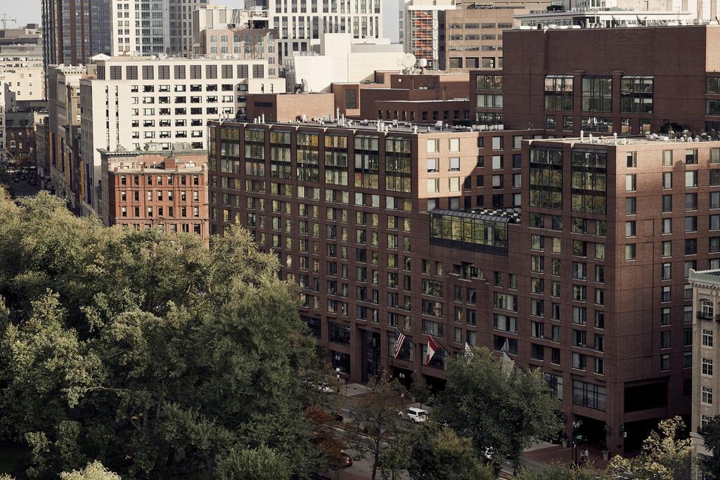 هتل فور سیزنز بوستون - هتل های ارزان بوستون