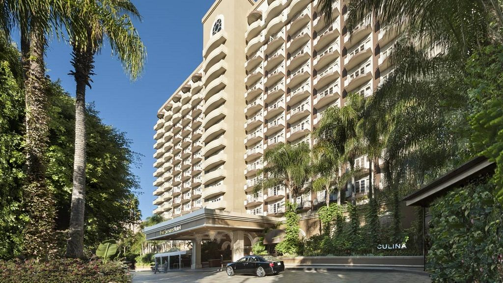هتل فور سیزنس لس آنجلس ات بورلی هیلز