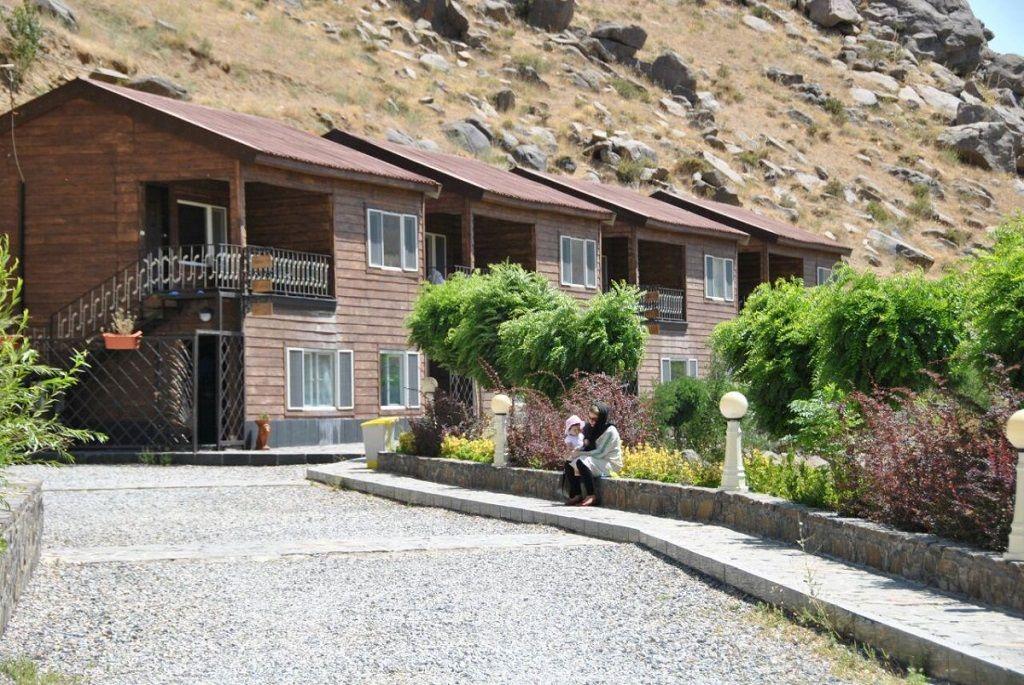 هتل گنجنامه همدان - هتل نزدیک غار علیصدر همدان